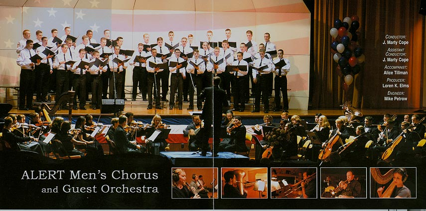 Picture Of Alert Men's Chorus And Guest Orchestra