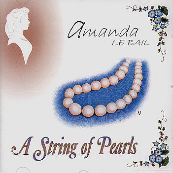 A String  of Pearls by Amanda Le Bail