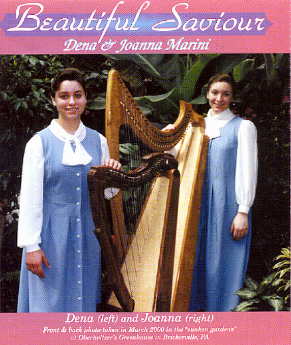 Picture of Dena Joanna Marini that was taken in March of 2000