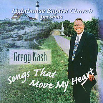 Gregg Nash -- Songs That Move My Heart