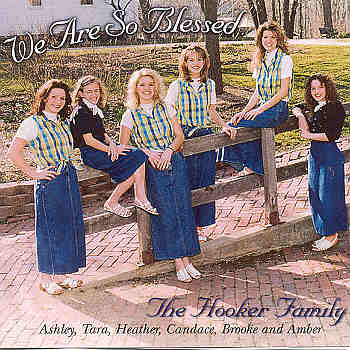 Hooker Family -- We Are So Blessed