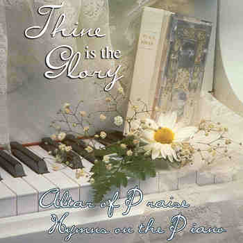 Joanna Marini, Pianist -- Thine Is The Glory