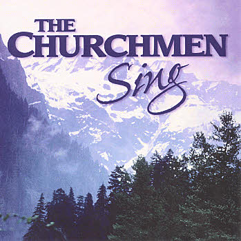 The Churchmen Quartet -- The Churchmen Sing