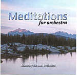 SMS Orchestra - Meditations For Orchestra Volume 1